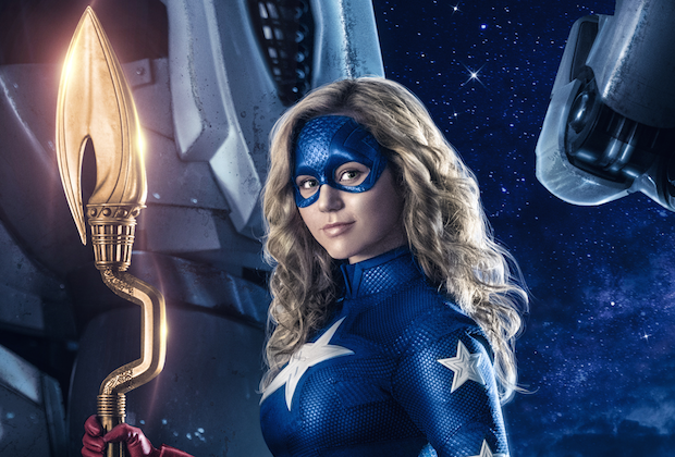 DC Universe's Stargirl will also air on The CW