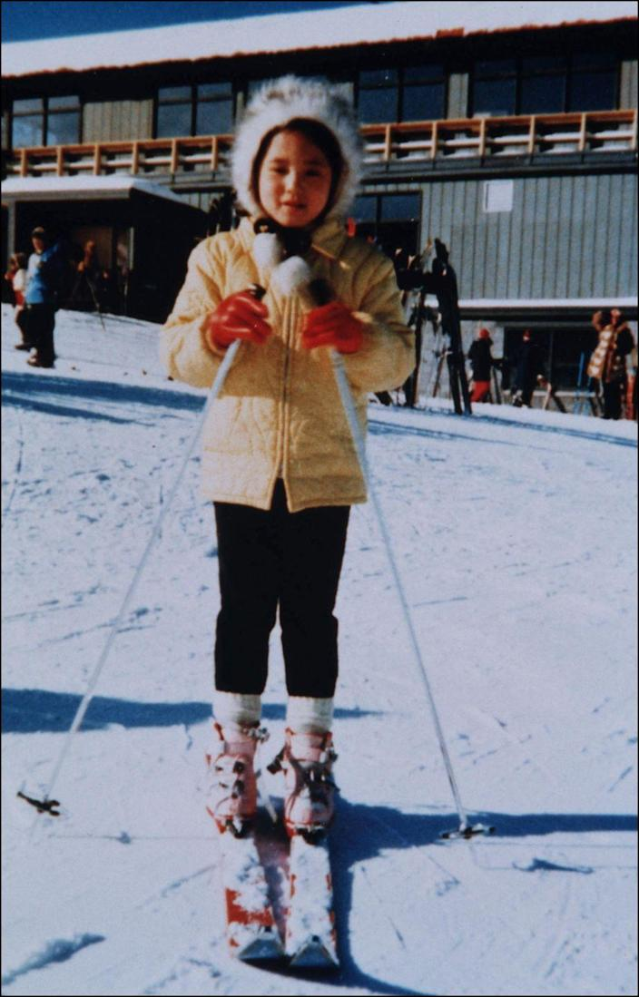 <p>Skiing in the United States in 1970.</p>