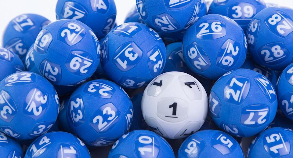 A Sydney mother in her 40s has scooped the entire $100 million in Thursday night's Powerball.