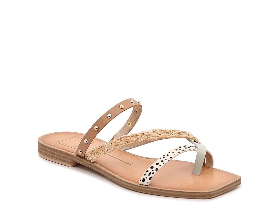 <p>These comfortable <span>Dolce Vita Isa Sandals</span> ($55) are always a good idea.</p>