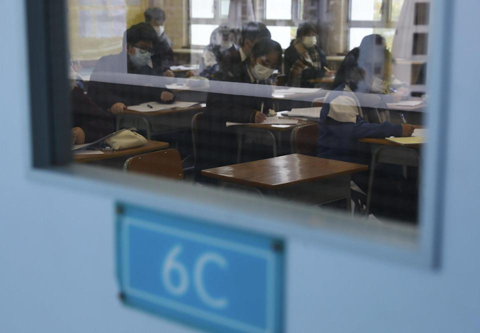 Pupils in Hong Kong are expected to be studying the new subject by September. Photo: K.Y. Cheng