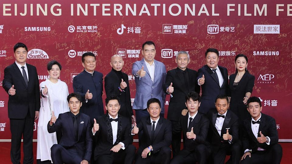 Battle at Lake Changjin makes over $600 million on the box office