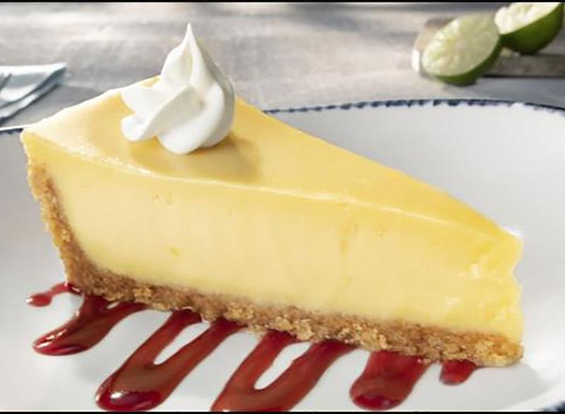 red lobster key lime pie