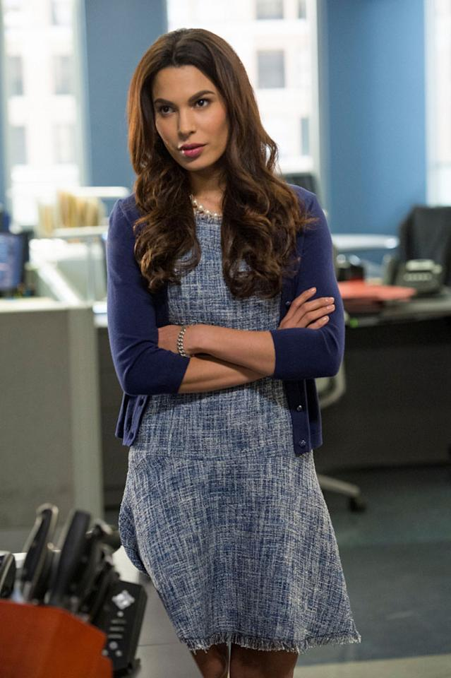 "Nadine Velazquez in the ""Major Crimes"" Season 2 Premiere, ""Final Cut."""