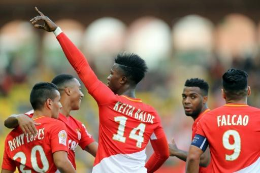 Keita Balde off mark in Monaco win