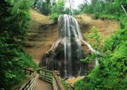 <p><strong>Best camping in Nebraska:</strong> Smith Falls State Park</p> <p>The misty cascade of 63-foot Smith Falls isn't the only thing that makes this park great. Water-loving Nebraska campers can tube, canoe, and kayak the Niobrara, a National Scenic River.</p>