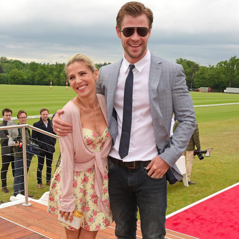 "Elsa Pataky Talks About Her ""Dream"" Life With Husband Chris Hemsworth"