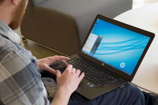 HP zBook 15 real world