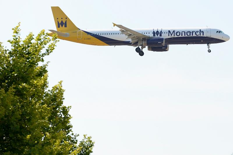 Luton-Based Airline Monarch Secures £165-Million Investment From Owner