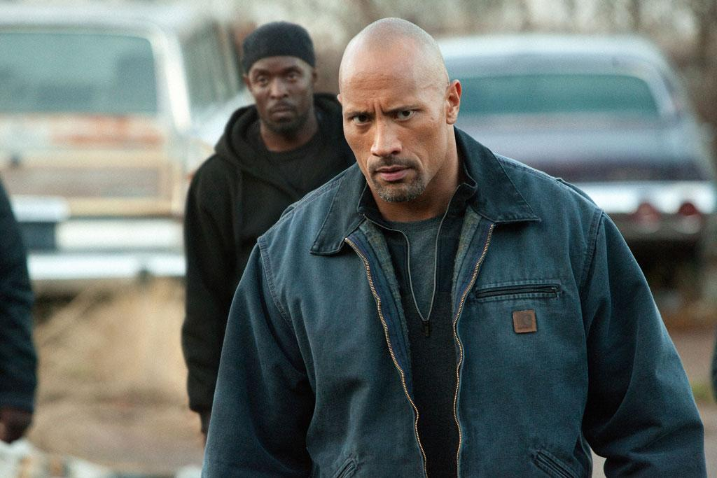 "Dwayne Johnson in Summit Entertainment's ""Snitch"" - 2013"