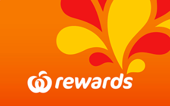 Image of Woolworths Rewards card as customers are warned about using them.