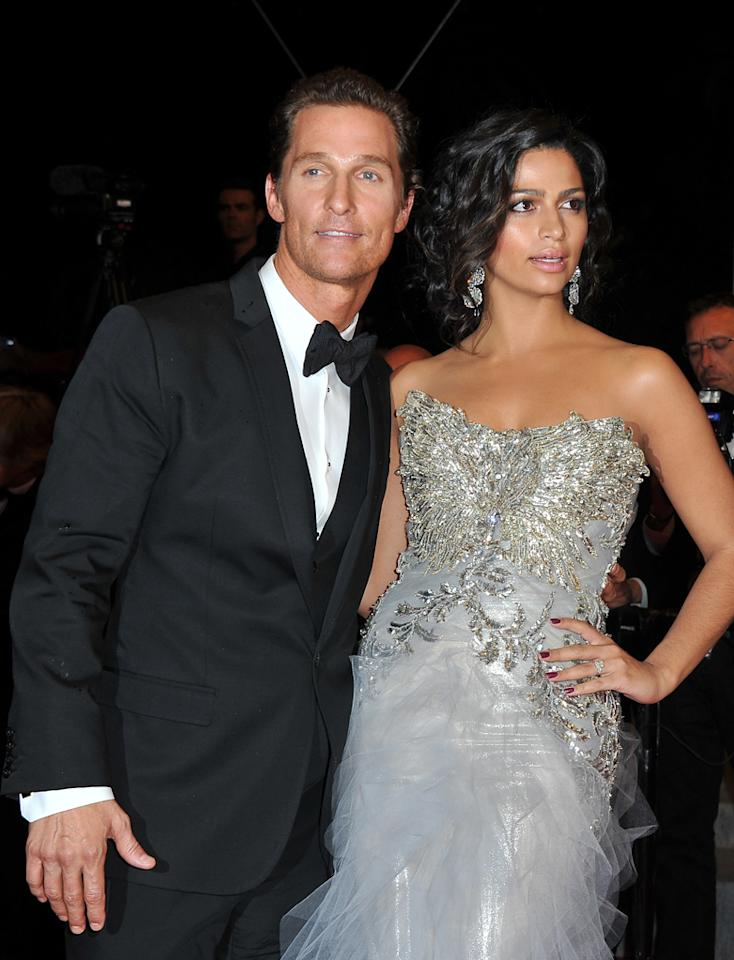 "Matthew McConaughey and Camila Alves' marriage is already in trouble, reports <i>Star.</i> The mag reveals that Alves is ""bored and lonely in Austin, Texas,"" but McConaughey had ""made a firm decision that he didn't want to raise his kids in the glare of Hollywood."" For how intensely they're fighting and whether their honeymoon's truly over, log on to <a target=""_blank"" href=""http://www.gossipcop.com/matthew-mcconaughey-camila-alves-fighting-living-austin-texas-los-angeles-fight/"">Gossip Cop</a>."