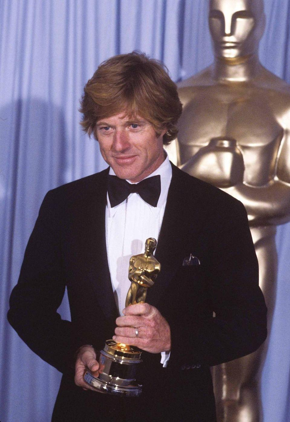 <p>There was, it seems after careful photo research, no point at which Robert Redford was not cool.</p>