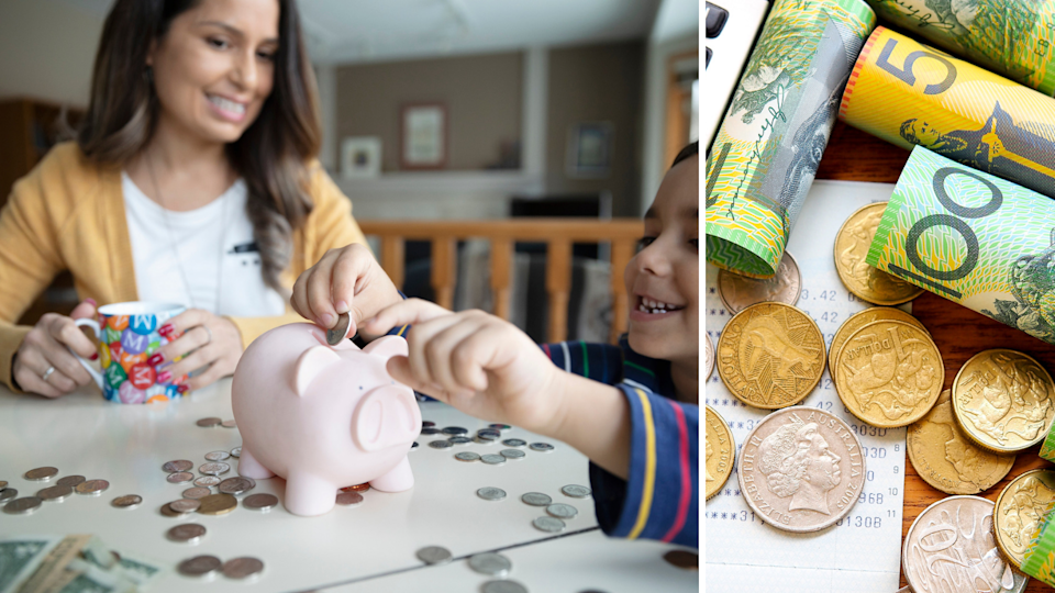 Aussie mums reveal their best saving and budgeting tips. Source: Getty