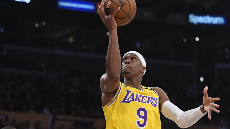 Rajon Rondo comes up big in Game 3