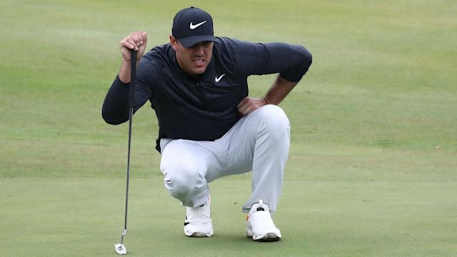 """Four-time major winner Brooks Koepka admitted he was """"hurt all year"""" with a knee injury that he hopes to have finally got to the bottom of."""