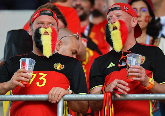Belgium vs Tunisia LIVE, World Cup 2018: Latest score, goal updates, TV, watch online, highlights, team news, line-ups - Lukaku and Hazard in action