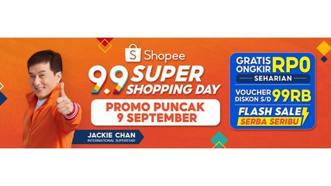 9.9 Super Shopping Day.