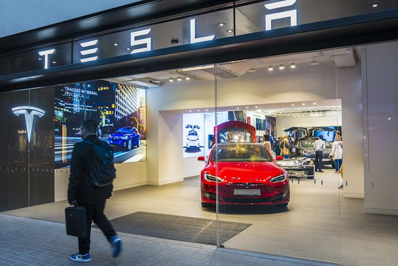 Tesla Disappoints in Q1: ETFs in Focus