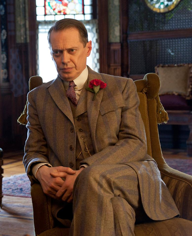 "Steve Buscemi, ""Boardwalk Empire"""