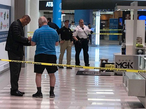 PHOTO: A 5-year-old was hospitalized after an incident at the Mall of America in Bloomington, Minn., April 12, 2019. (KSTP)