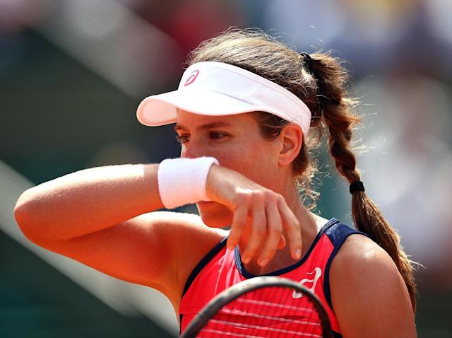 Konta represents Britain's best hopes for success after Murray retires (Getty)