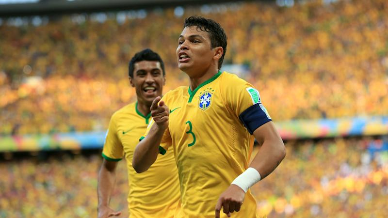 Chelsea celebrate signing of 'world-class' Thiago Silva