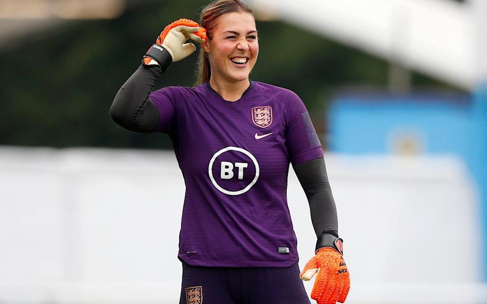 Mary Earps - Mary Earps ready to make most of England recall: 'I thought my time as an international player was over' - GETTY IMAGES