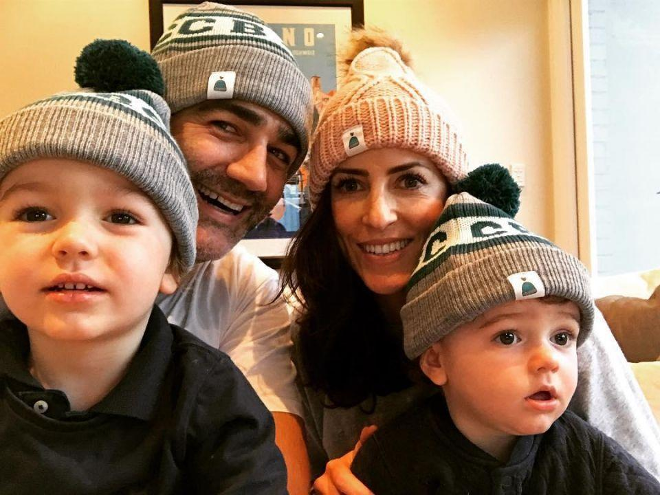 Wippa uses the Tinybeans app to share moments just with family. Photo: Supplied