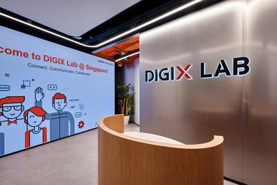 Huawei DIGIX Lab @ Singapore is equipped with AR, VR, AI, HMS Core kits and other open source technology capabilities, offering developers across APAC a place to experience the full range of HMS developer resources.  Visitors can visit the lab virtually through the DIGIX Lab website and access remote services such as Cloud Debugging and Cloud Testing.  (PRNewsfoto / Huawei mobile services)