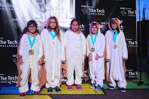 Students Innovate at The Tech Challenge: Taking Flight