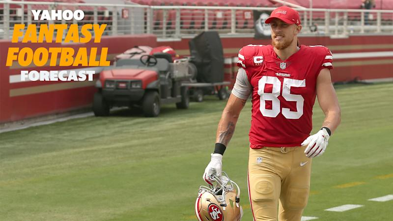 Will George Kittle suit up for week 2?
