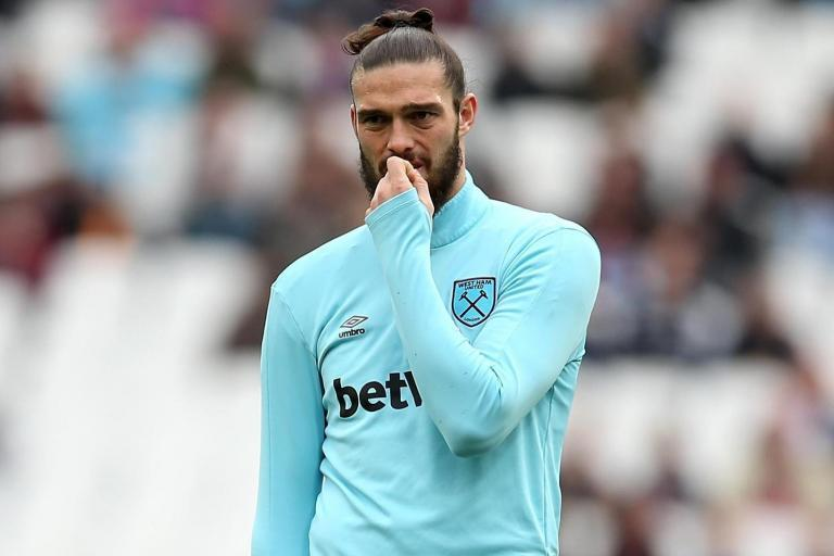 Cheikhou Kouyate can't understand why West Ham team-mate Andy Carroll missed out on England squad