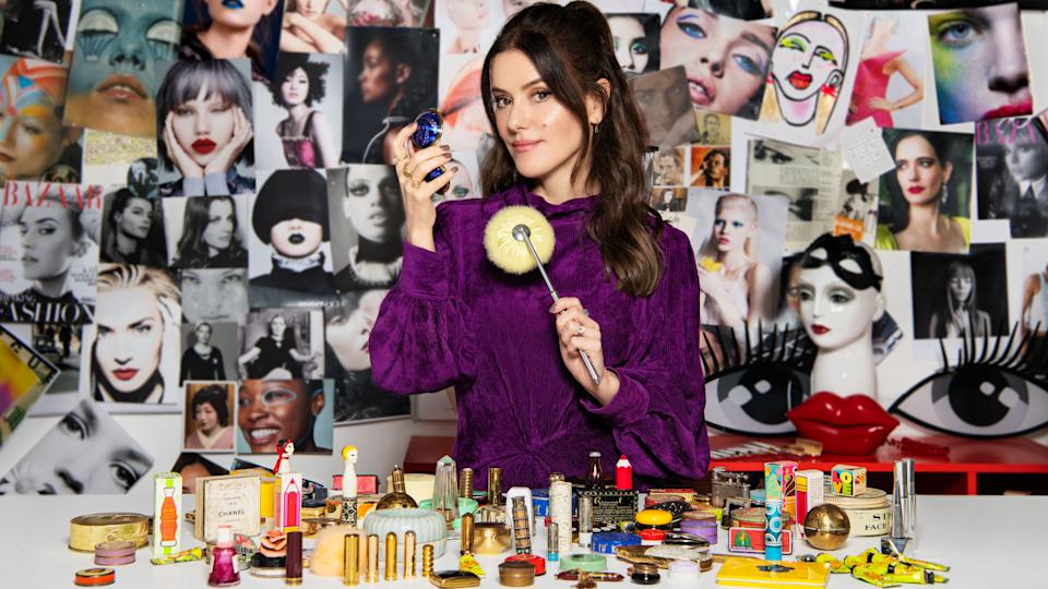 Lisa Eldridge, presenter and one of the world's leading makeup artists. (BBC/Lisa Eldridge)