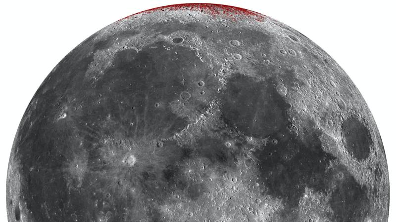 Earth's oxygen may have rusted the Moon for billions of years, scientists say