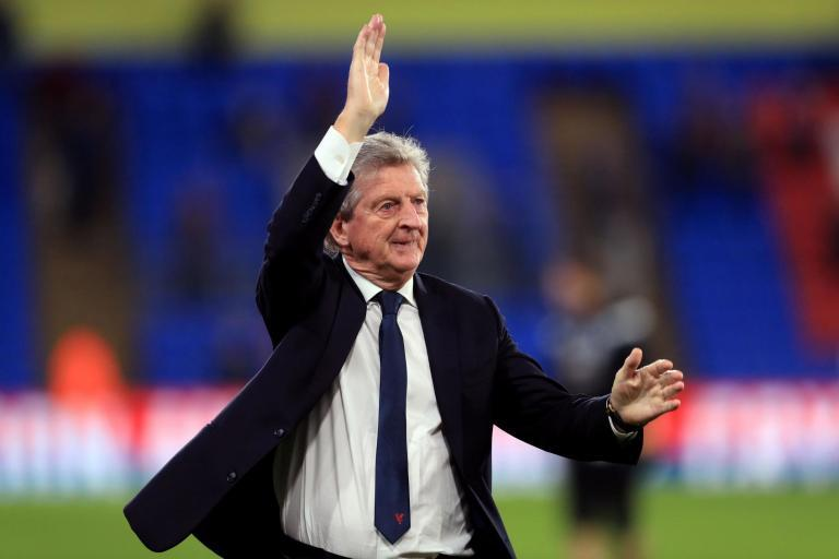 Roy Hodgson warns he can't fix Crystal Palace overnight despite EFL Cup win over Huddersfield