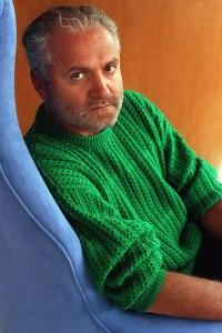 Gianni Versace in 1993