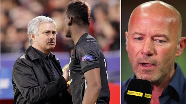Alan Shearer has joined the Paul Pogba debate.