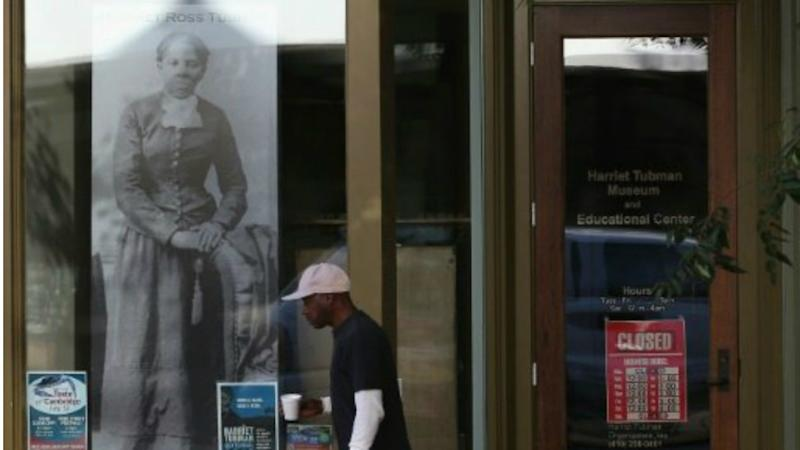 Trump administration delays release of $20 bill featuring anti-slavery activist Tubman