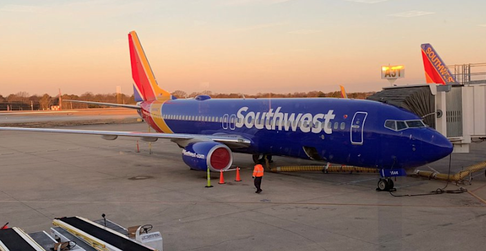 Southwest Airlines says the confusing information affected travelers received is preliminary and that new flights will be arranged.