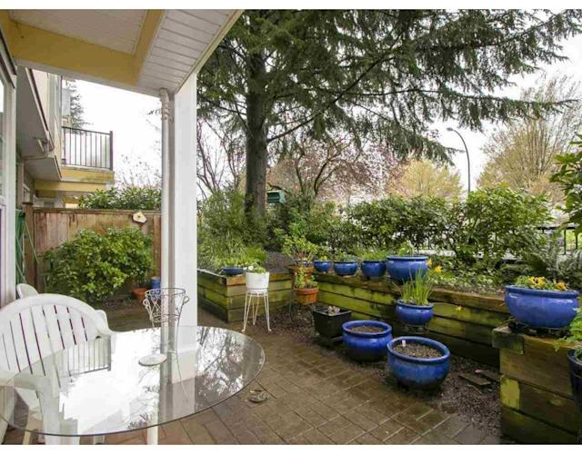 """<p><a href=""""https://www.zoocasa.com/vancouver-bc-real-estate/5228450-6256-ash-street-vancouver-bc-v5z3g9-r2258852"""" rel=""""nofollow noopener"""" target=""""_blank"""" data-ylk=""""slk:6256 Ash St., Vancouver, B.C."""" class=""""link rapid-noclick-resp"""">6256 Ash St., Vancouver, B.C.</a><br> The highlight is the 300 square feet of private park-like patio that is yours to enjoy.<br> (Photo: Zoocasa) </p>"""