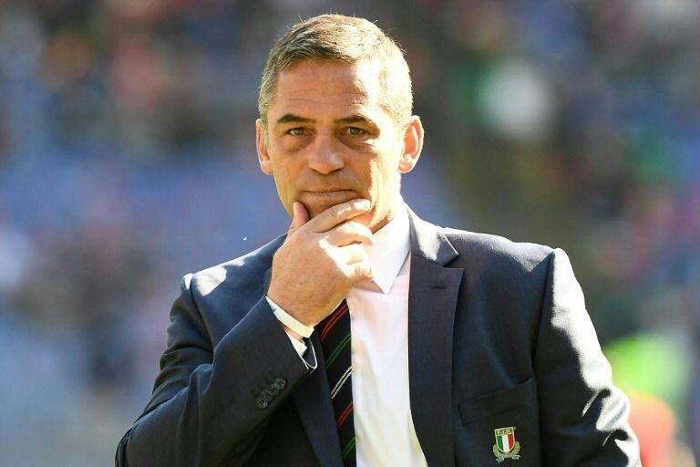 South African Franco Smith will coach Italy until 2024