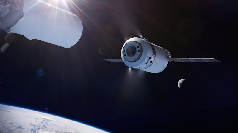 Dragon XL revealed as NASA ties SpaceX to Lunar Gateway supply contract