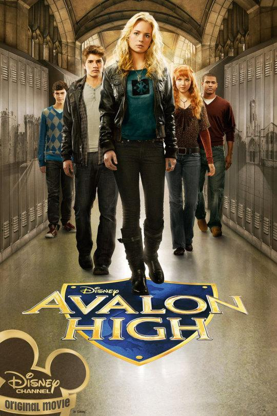 <p>Britt Robertson (<i>Tomorrowland</i>, <i>Under the Dome</i>) stars alongside Gregg Sulkin (<i>Faking It</i>) in this high school dramedy about the accidental reincarnation of King Arthur. Who among us can't relate?<br><br><i>(Credit: Disney Channel)</i> </p>