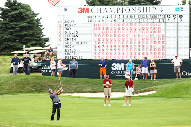 TPC Twin Cities has experience with big tournaments, having hosted a PGA Tour Champions stop the past 18 years.