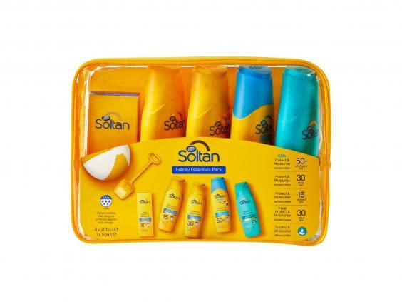 As the weather gets warmer, make sure you and the family are adequately protected when in the sun (Boots)