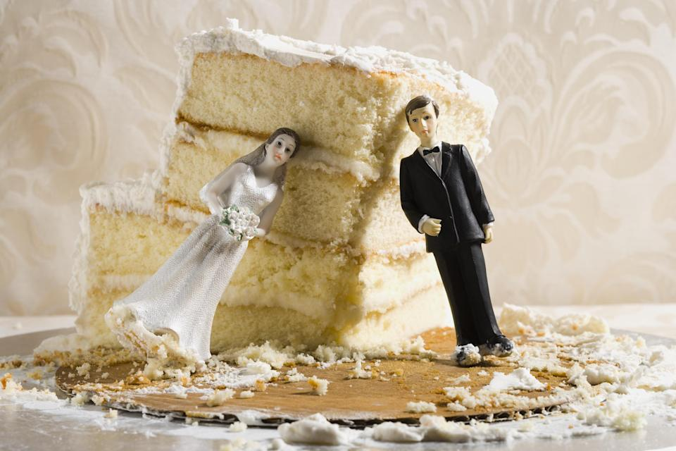 An email allegedly written by a demanding bride with a list of wedding rules is going viral. (Photo: Getty Images)