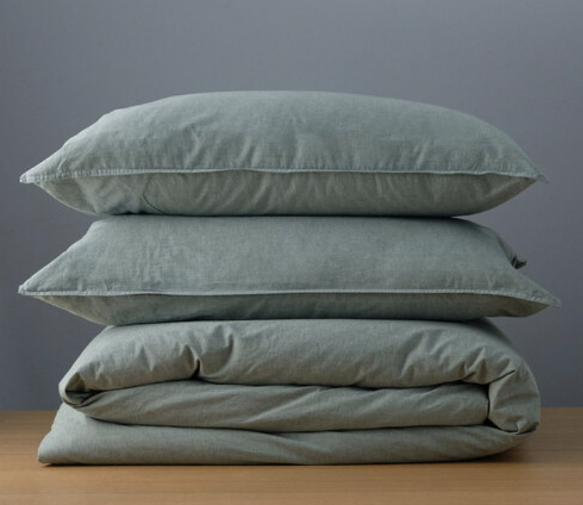 Vintage Softwash Cotton Super King Quilt Cover Set, is currently $99.99, reduced from $199.99.