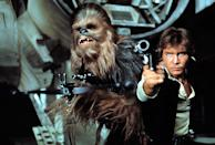 """<b>""""Star Wars""""</b><br>""""I love it because it's in a galaxy far, far away with light sabers and imagination and the force,"""" Simpkins said. """"It's creative and cool."""""""