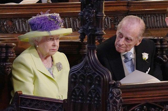 <p>Tradition dictates that Her Majesty is the last to arrive at Royal engagements, visits and events. (Photo: Getty) </p>